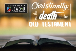 Christianity and the Death of the Old Testament promo card alternate front3